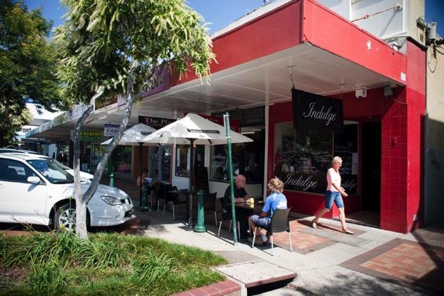 Indulge Cafe Bundaberg