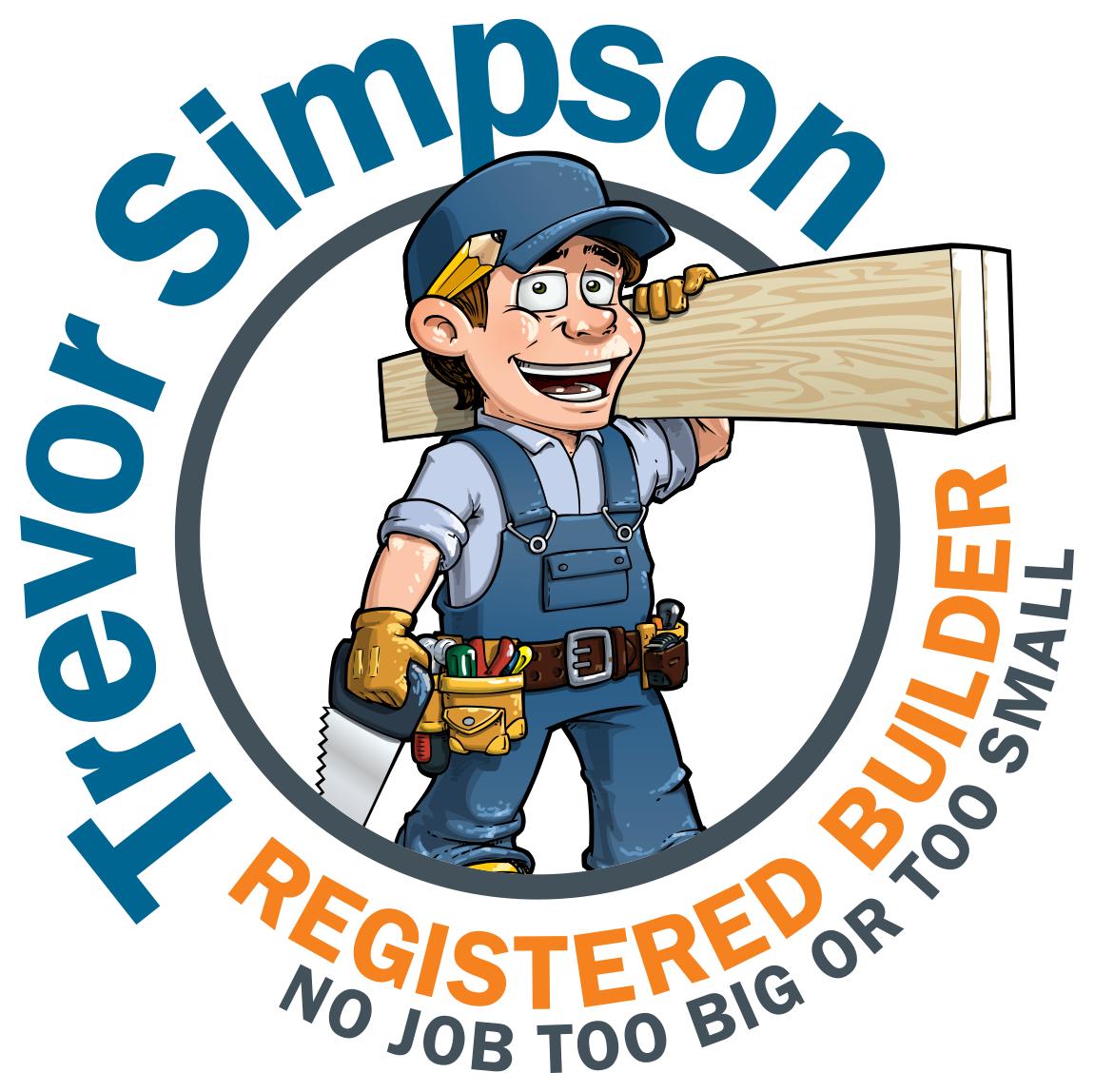 Trevor Simpson Registered Builder