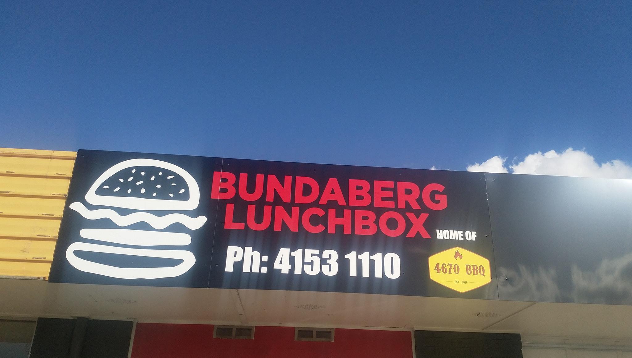 Bundaberg Lunchbox