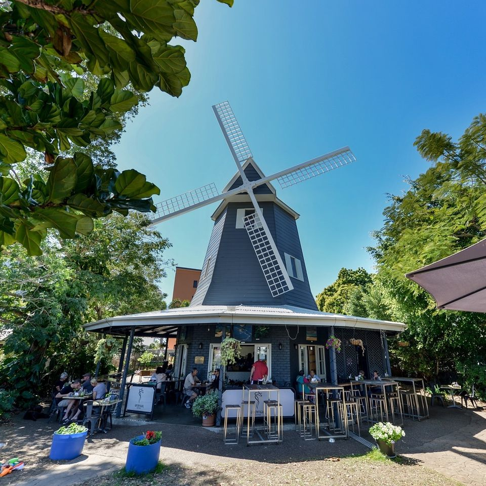Windmill Cafe Bargara