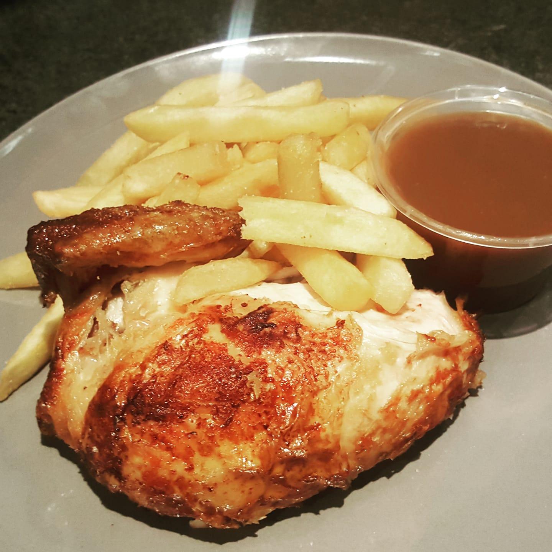 Golden Chicken Gladstone