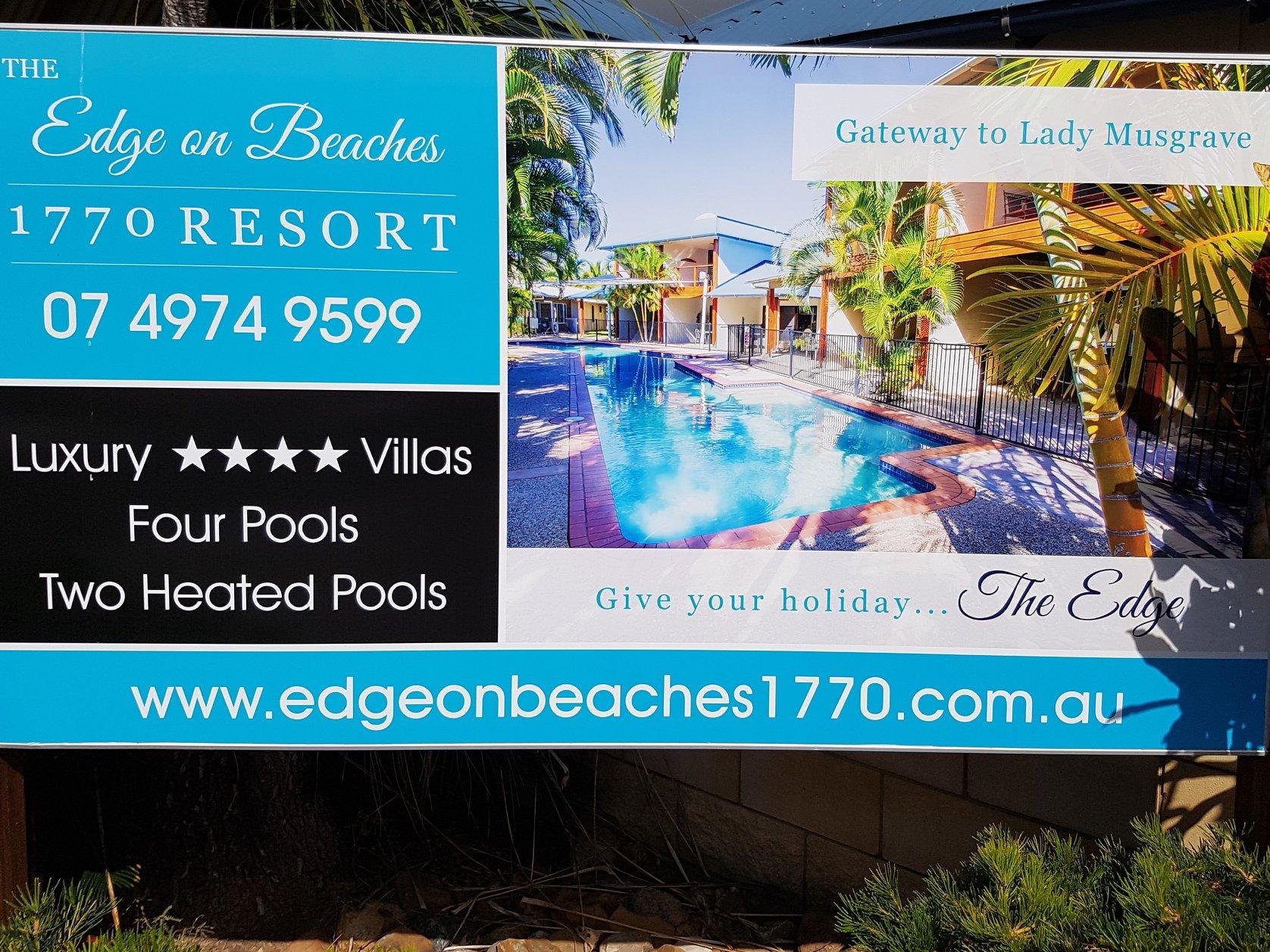 Edge On Beaches Resort 1770
