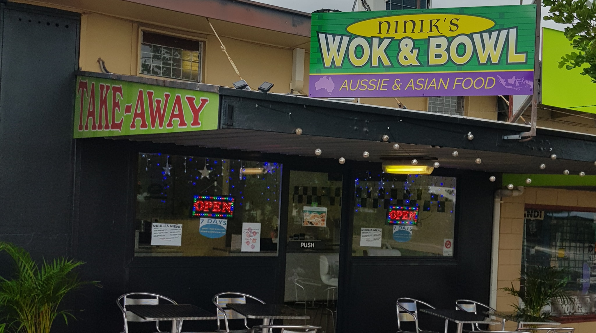 Ninik's Wok n Bowl Biloela