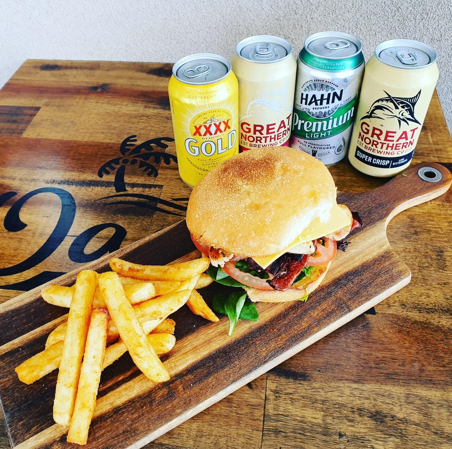 Oasis Bar & Cafe Biloela