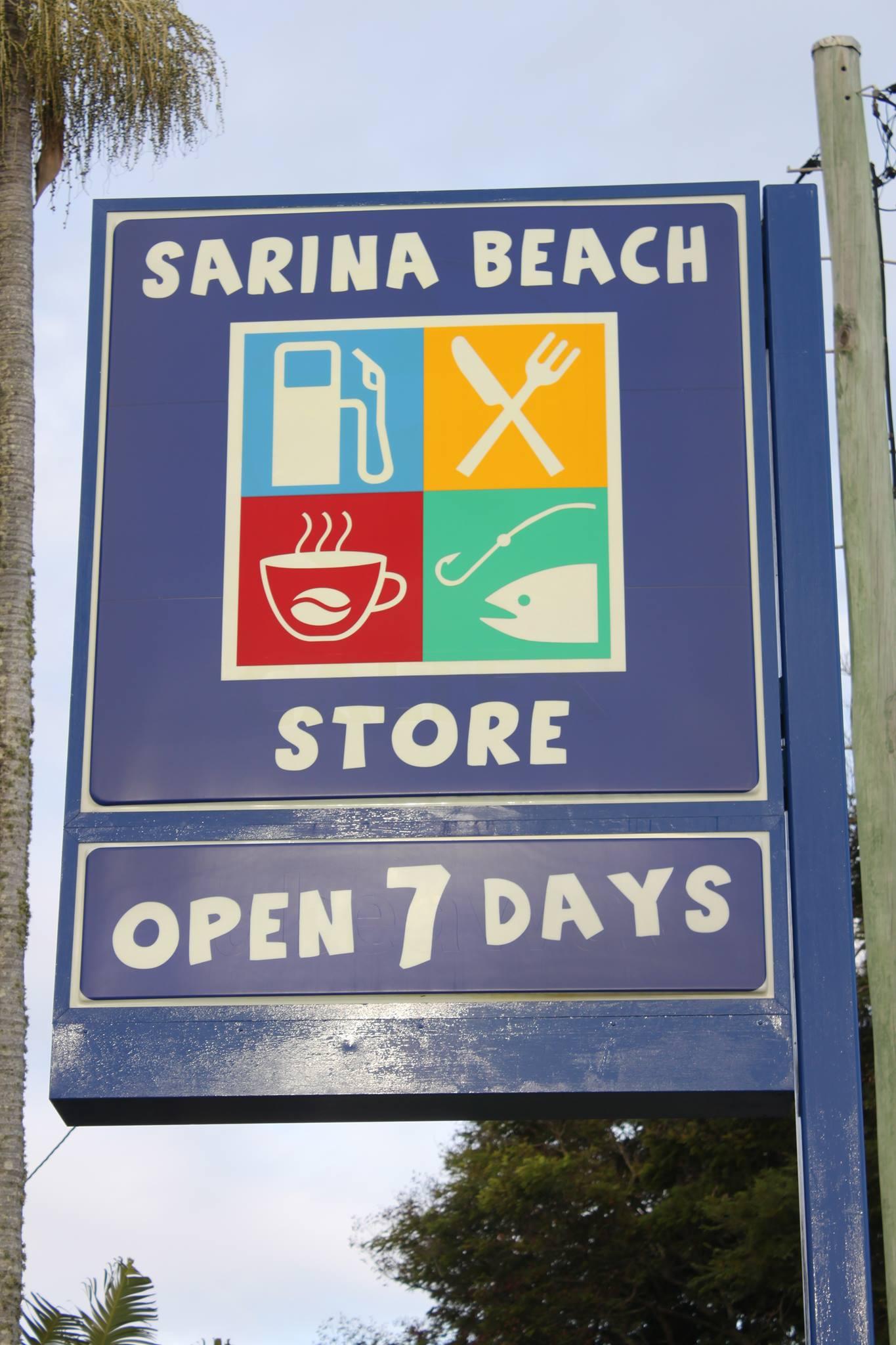 Sarina Beach Store