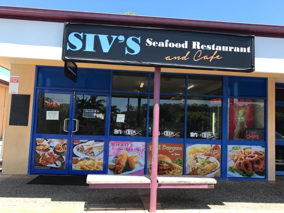 Siv's Seafood Restaurant Mackay